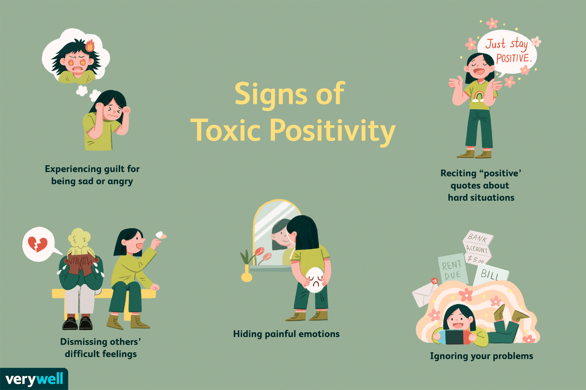 Woman signs is toxic a Toxic Woman: