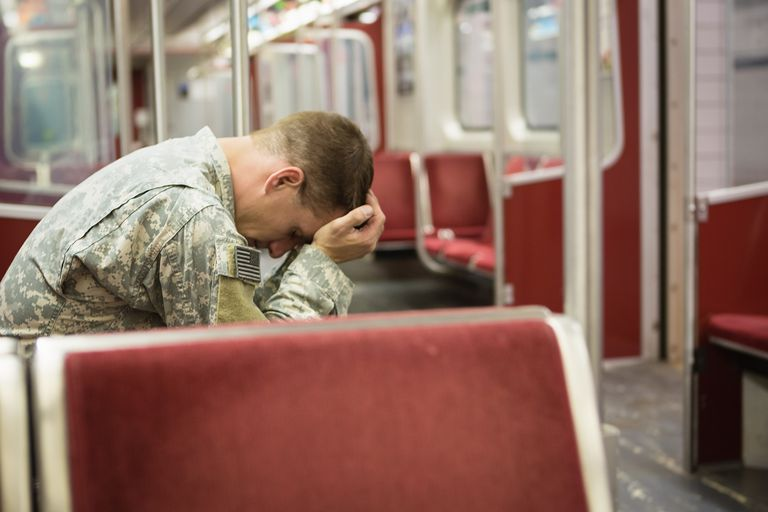 The Connection Between PTSD and Military Service