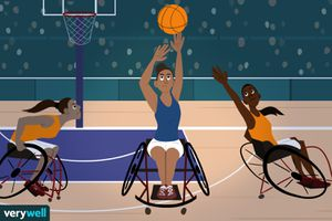 paralympic basketball players