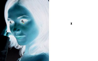 The Negative Photo Illusion example