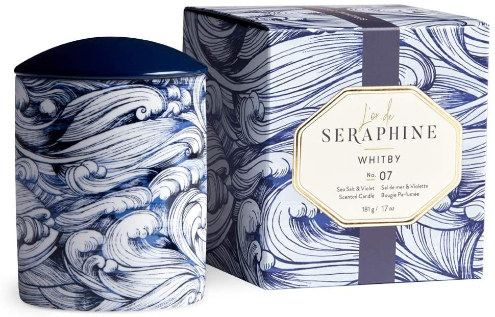 L'or de Seraphine Whitby Candle