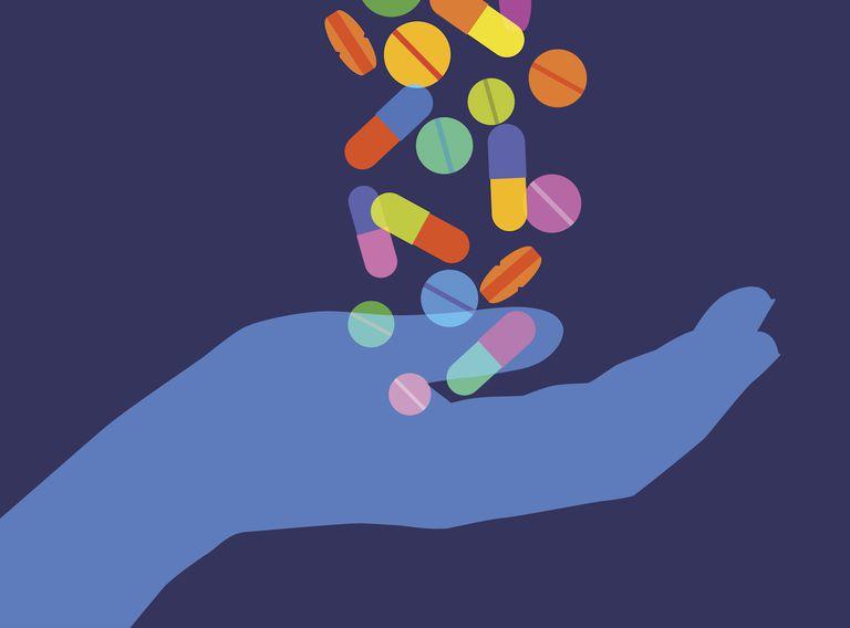 Catching pills