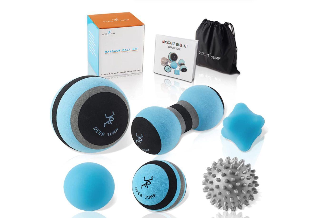 DEER JUMP Massage Ball Kit