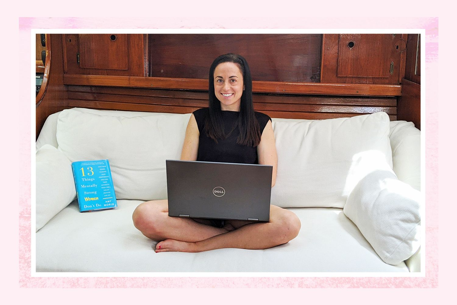 Amy Morin, Editor-in-Chief of Verywell Mind and author of