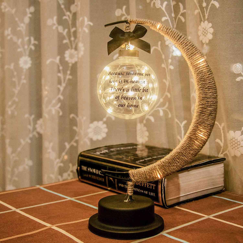 Mayamila Memorial Moon Lamp