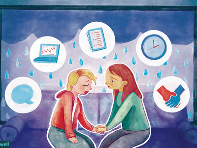 Ways to talk to your partner about depression