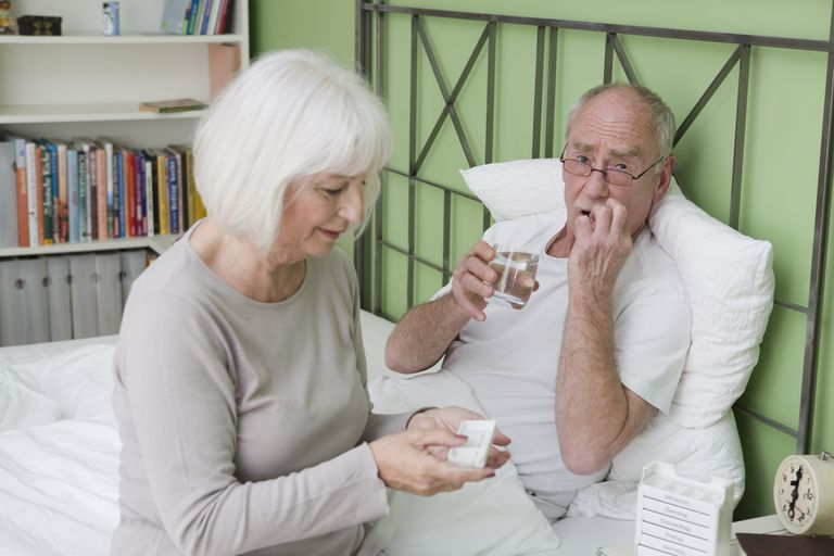 How to Survive When Your Spouse Has the Flu