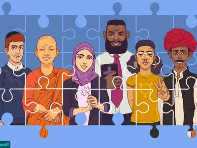 diversifying friendships