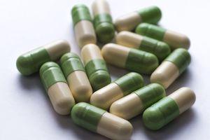 SSRI medication pills