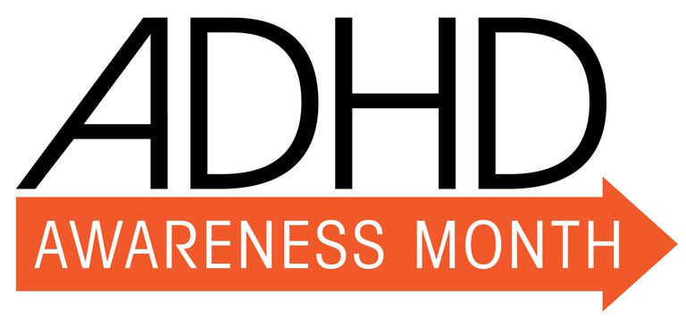 ADHD awareness month graphic