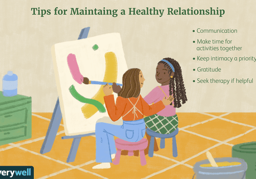 Tips for maintaining a healthy relationship