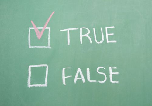 The MMPI-2 contains 567 true/false questions