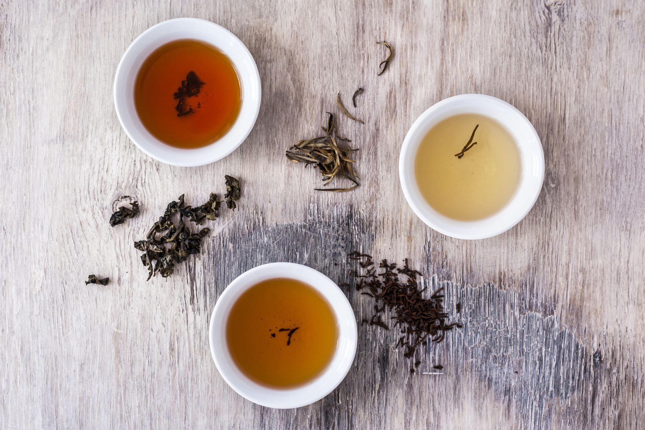 6 Stress-Busting Herbal Teas