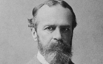 William James Portrait