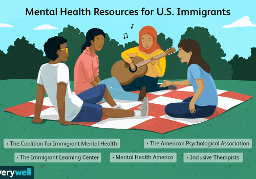 Mental health resources for U.S. Immigrants