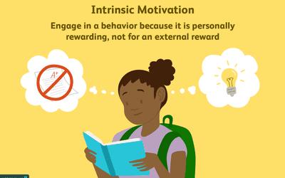 extrinsic rewards examples