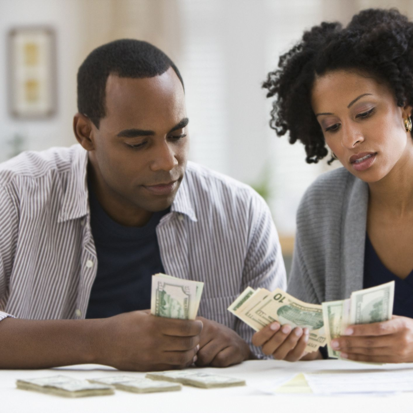 Financial Cheating in Marriage