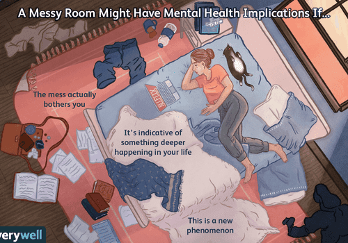 Messy Room and health implications