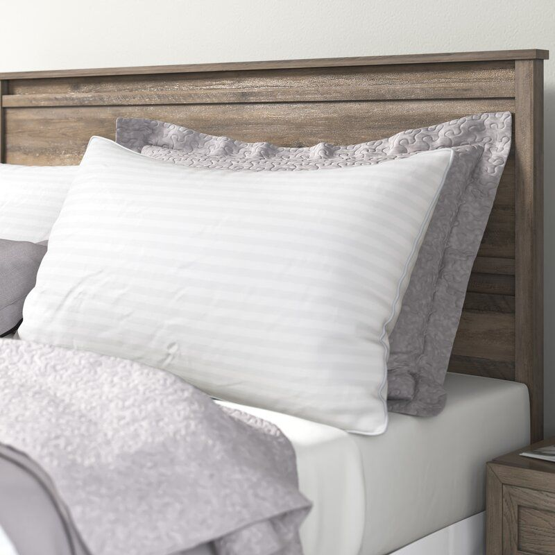 King White Bynum Down Alternative Medium Support Pillow (Set of 2)