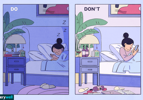 reasons why you're not sleeping well