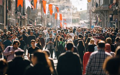 Fear of Crowds is Known as Enochlophobia