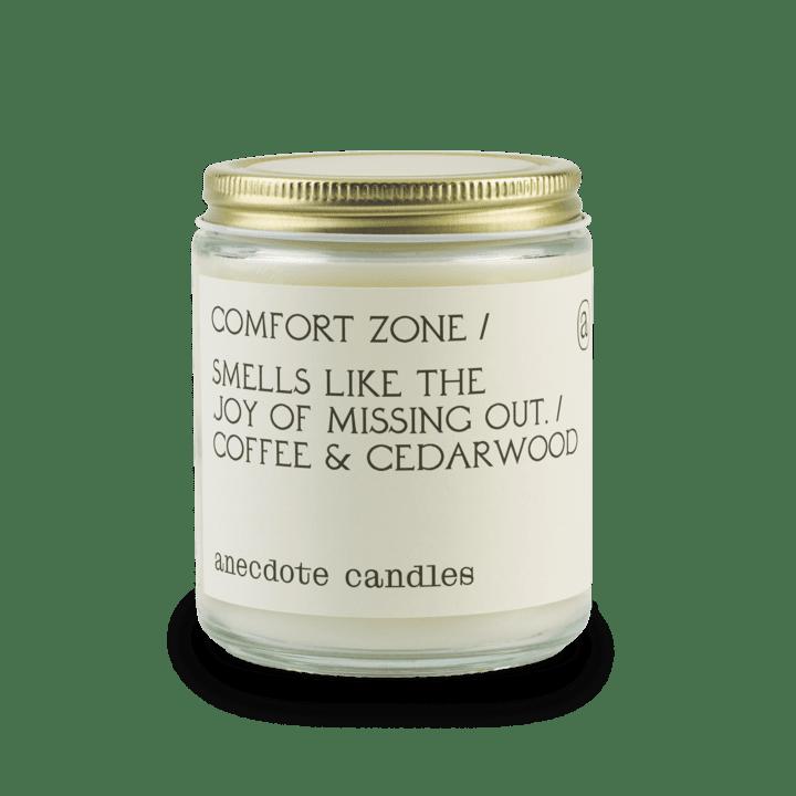 Comfort Zone Anecdote Candles