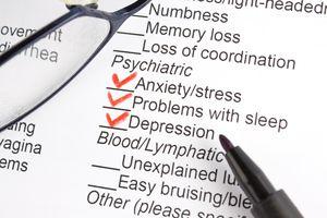 mental disorder symptoms