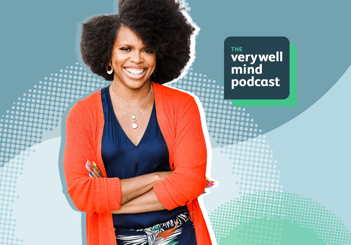 Therapist Nedra Glover Tawwab, guest of The Verywell Mind Podcast Episode 54