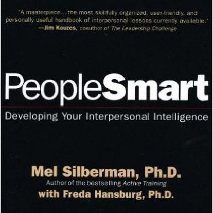 People Smart book cover
