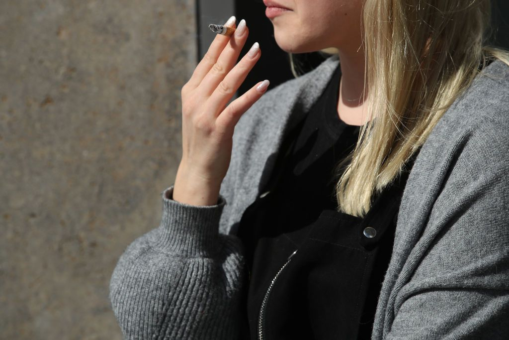 why am i losing weight after quitting smoking