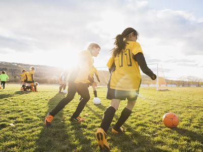 Sports psychology and athletics