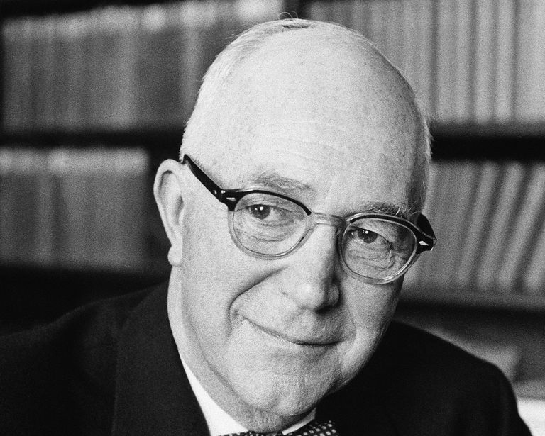 Psychologist Gordon Allport
