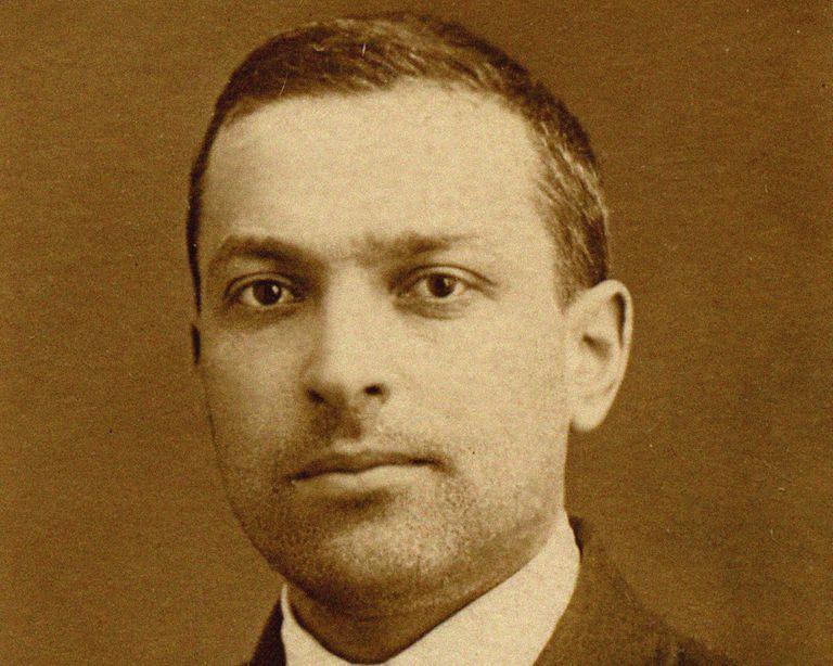 Psychologist Lev Vygotsky