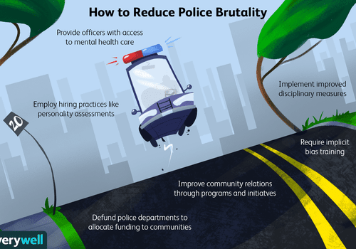 reducing police brutality