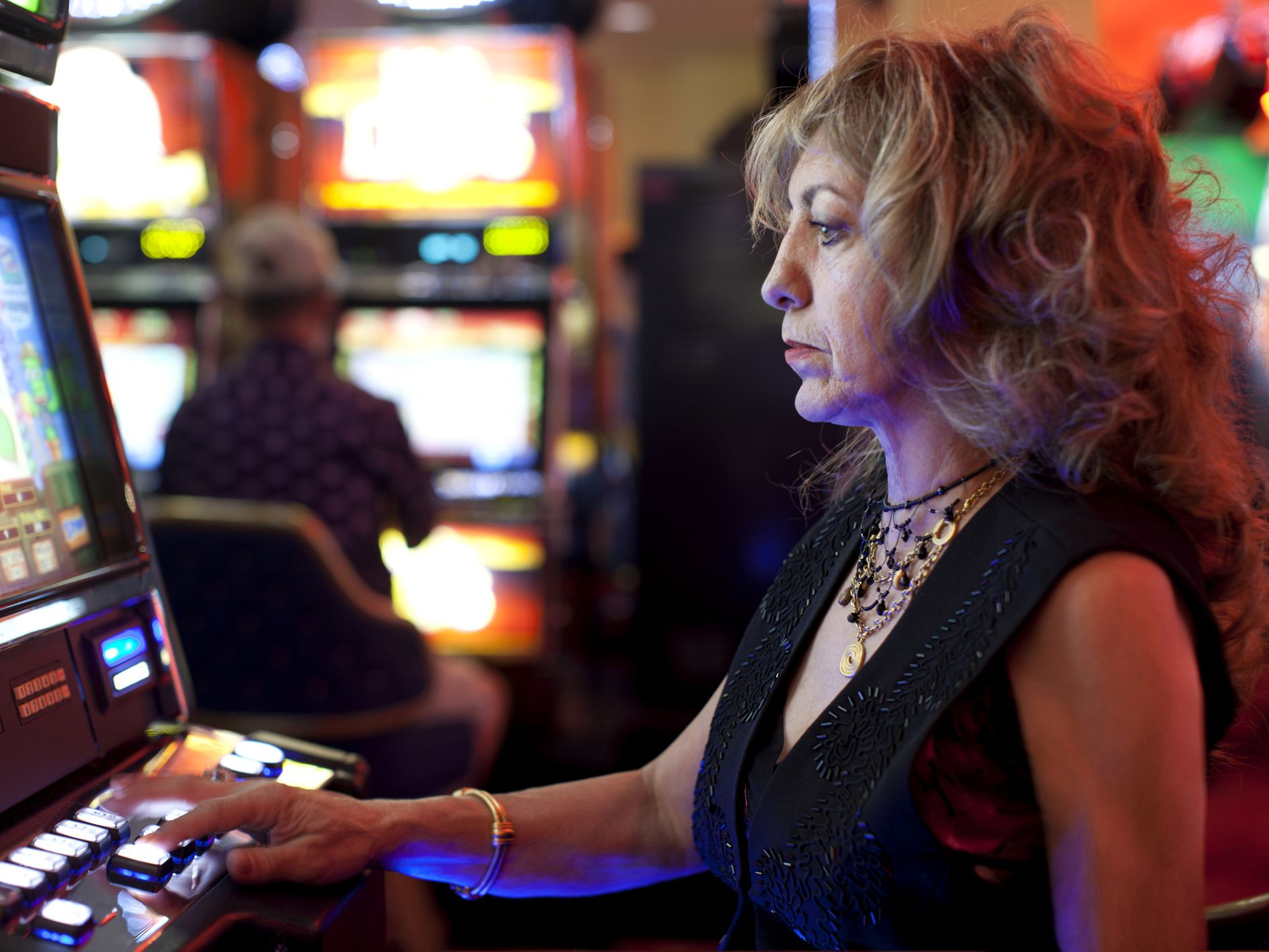 Gambling Mental Health Problems