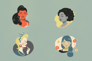 Features that psychologists have found to be indicators of beauty
