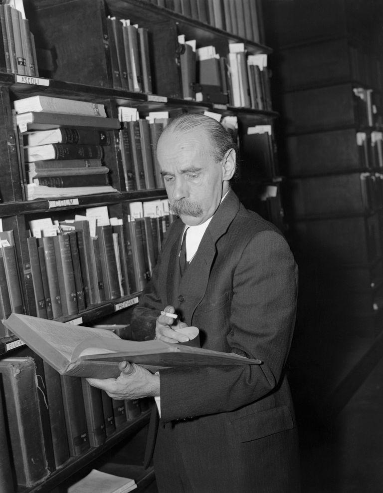 Psychologist Max Wertheimer