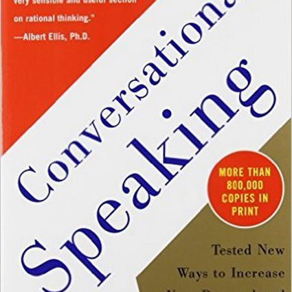 Conversationally Speaking book cover