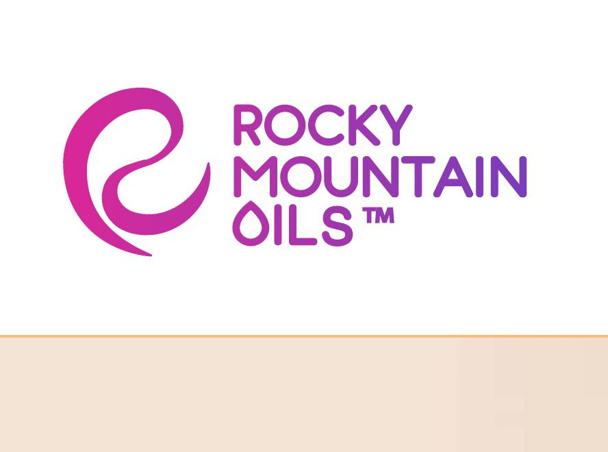 Rocky Mountain Oils Logo