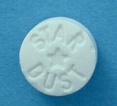 Picture of Ecstasy with Star Dust Logo