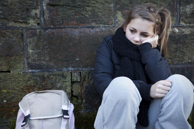 Depression is common among teens and can be a major risk factor in suicide.