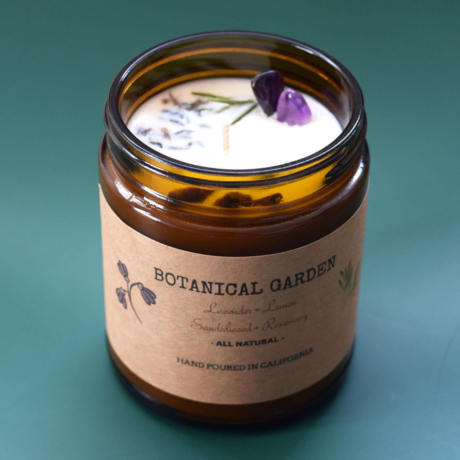 Madge Botanical Soy Candle