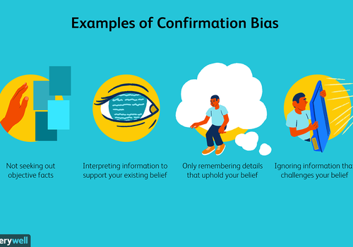 Examples of confirmation bias