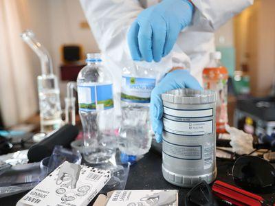 Inside An Auckland Methaphetamine Lab