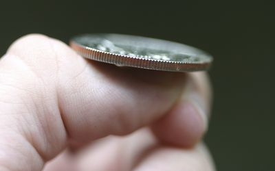 Flipping a coin is an example of random selection