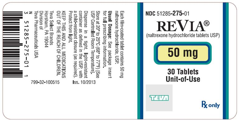 Revia Label