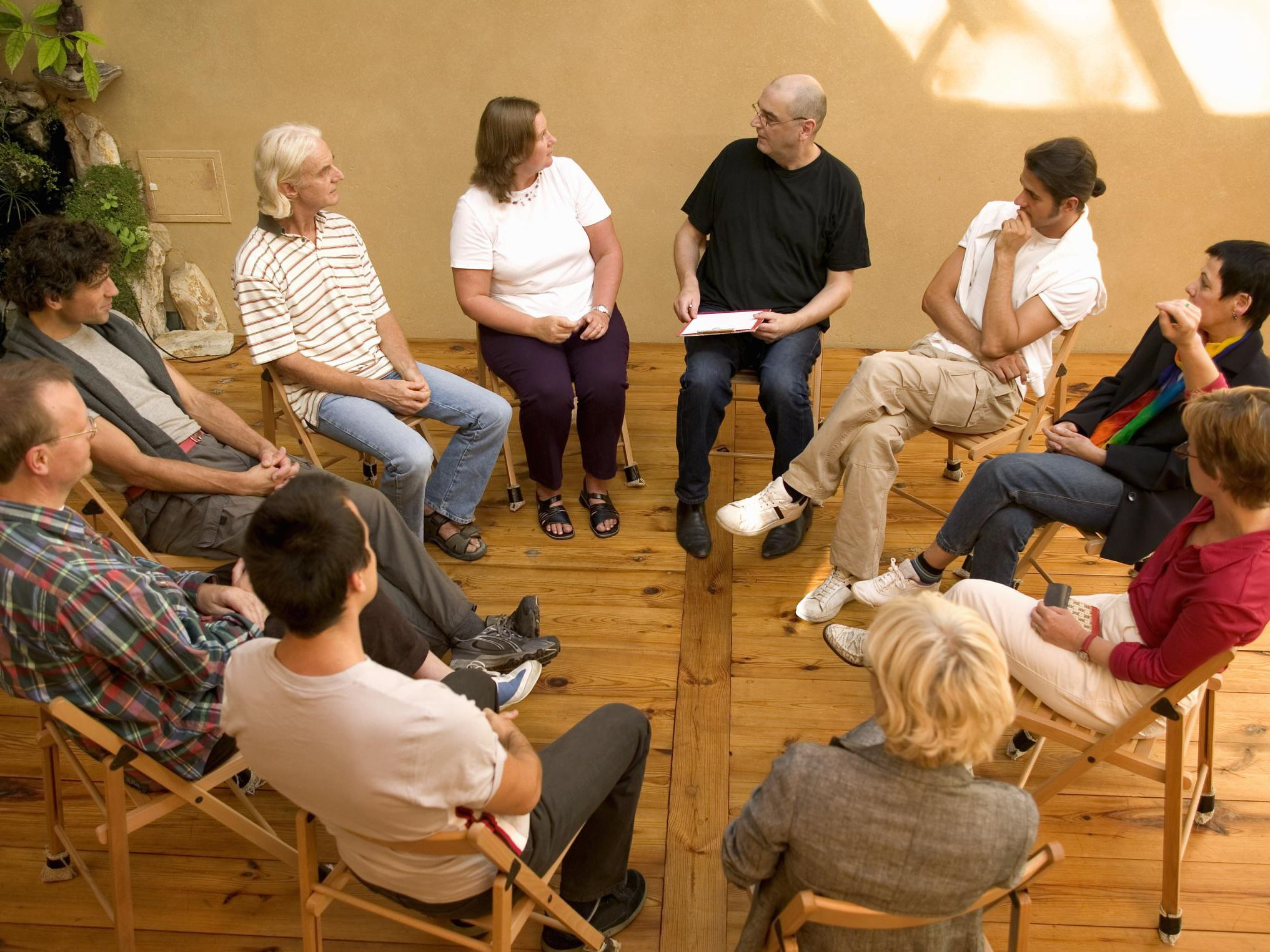dating group terapie