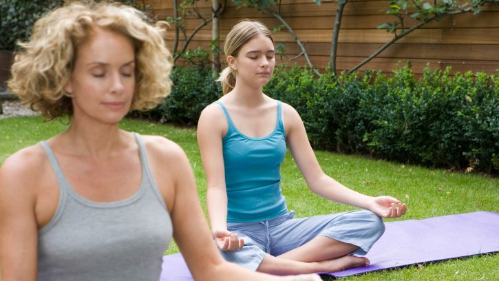 5 Relaxation Exercises that Relieve Teens' Stress
