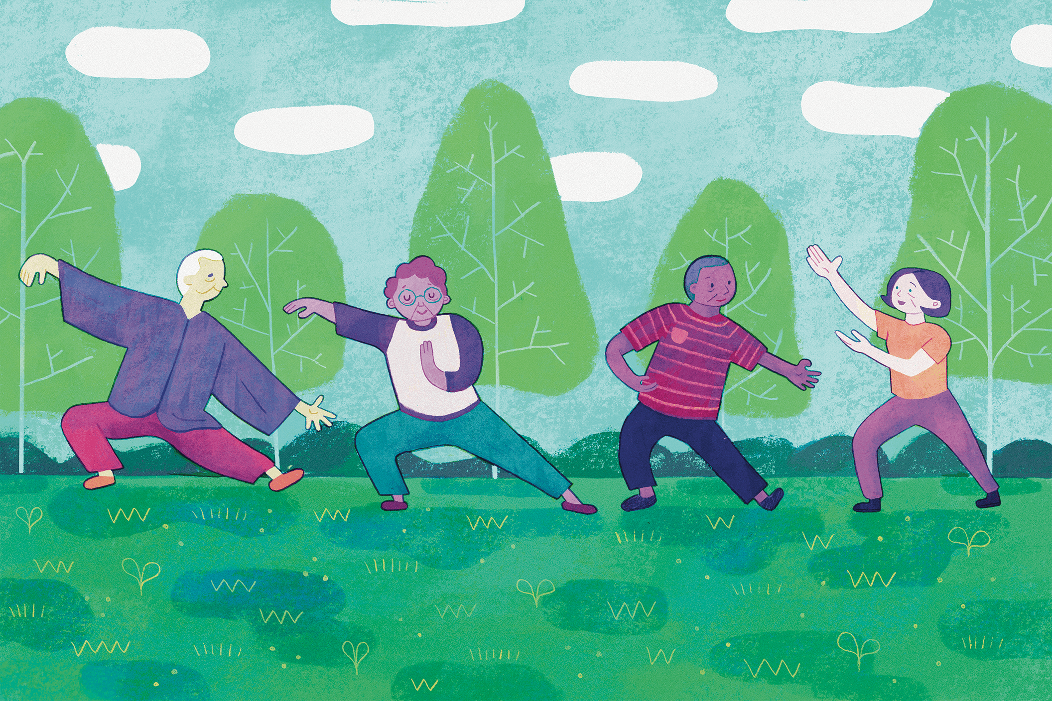 Can Tai Chi Help Older Adults Sleep Better?