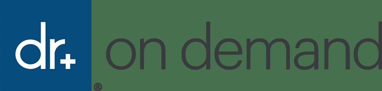Dr. On Demand logo